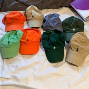 Polo Ralph Lauren hats